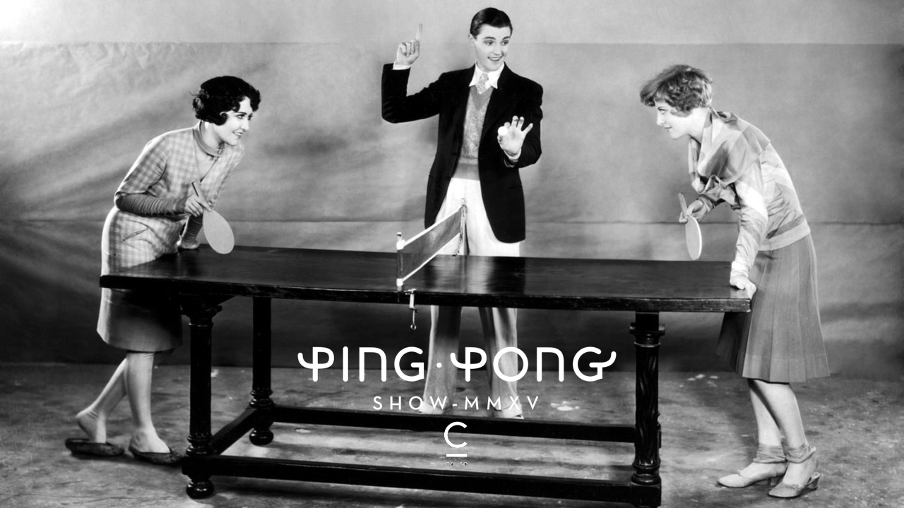 Ping Pong Show Lab