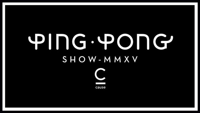 ping pong show 2015