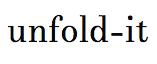 title-unfoldit2016